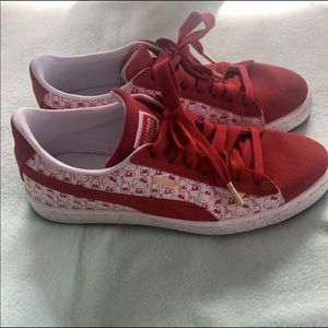 50th Anniversary Hello Kitty Pumas